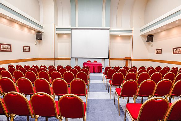 F. I. SHALYAPIN LARGE CONFERENCE HALL